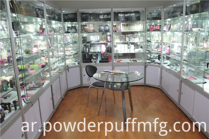 Dual End Cosmetic Brush Plastic Eyeshadow Applicator