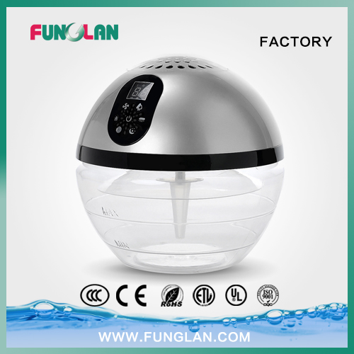 Household Water Air Purifier Kenzo Air Fresher with UV