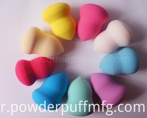 Non Latex Soft Makeup Foundation Sponge Gourd Blender Sponge