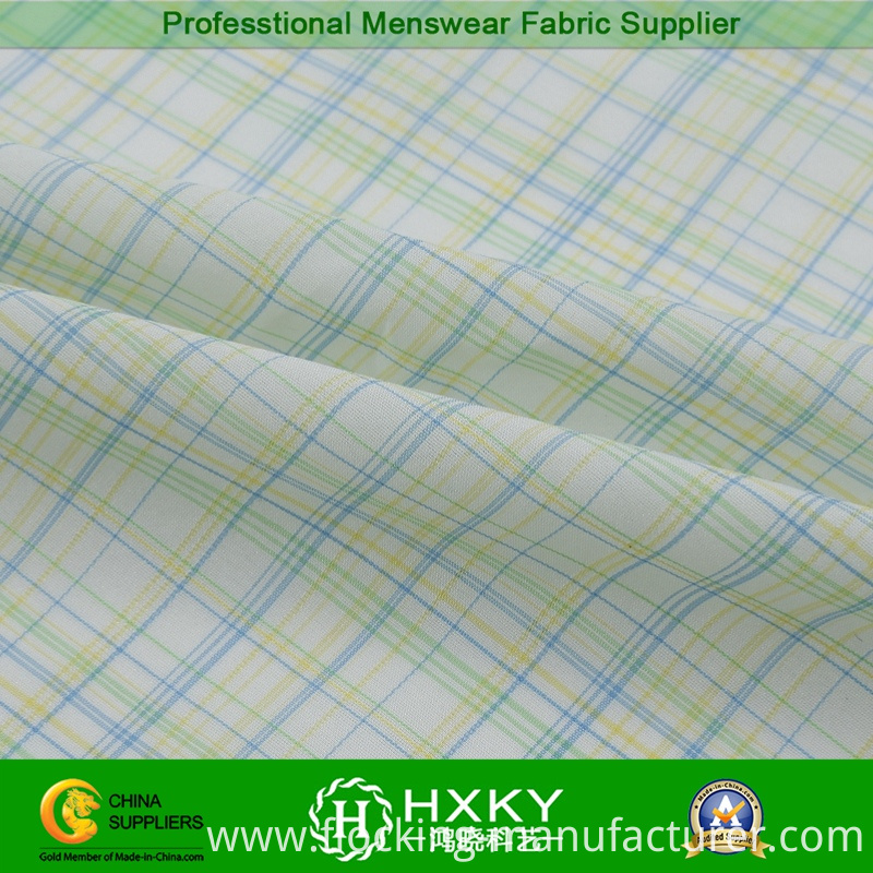 Fashionable Yarn Dyed Nylon Fabric for Men's Shirt