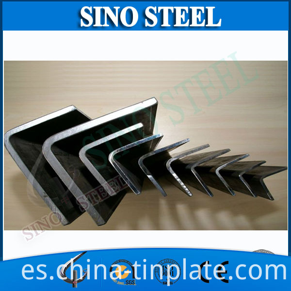 Size 50*50*5mm Steel Equal Angle Bar